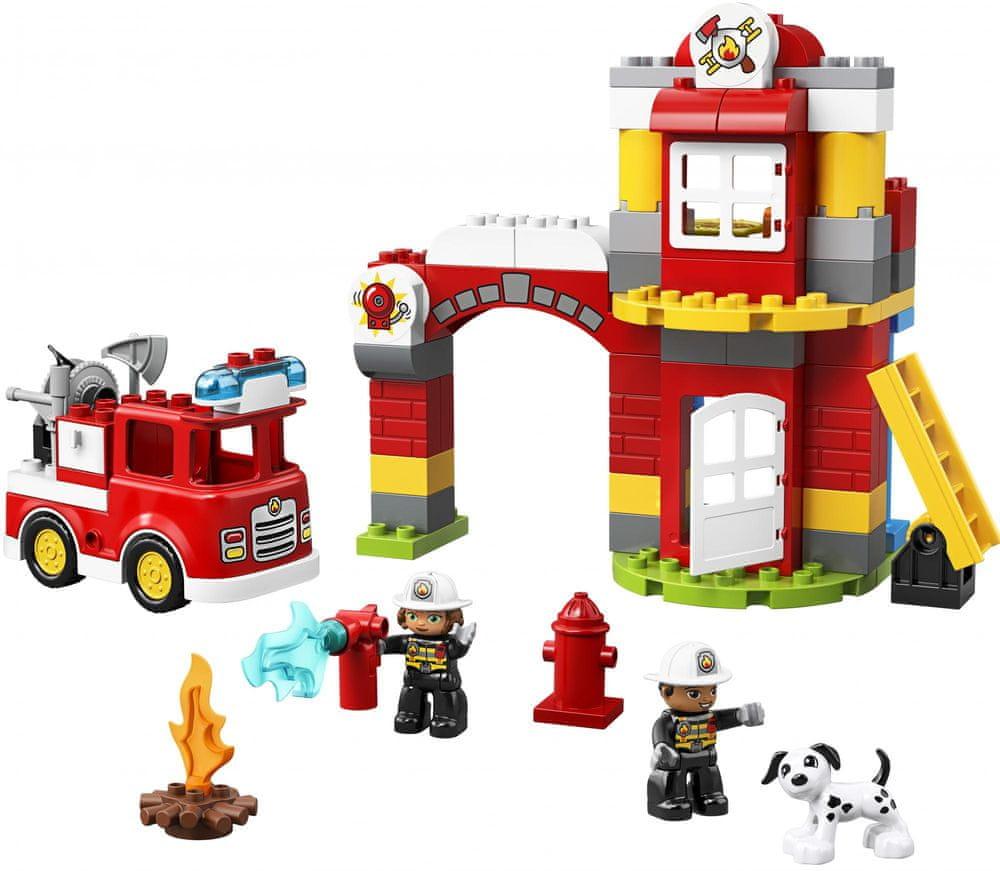 LEGO DUPLO 10903 Hasičská stanice