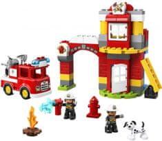 LEGO City 10903 Hasičská stanica