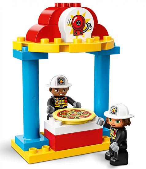 LEGO DUPLO 10903 Gasilska postaja