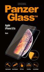 PanzerGlass zaštitno staklo Premium za iPhone X,crno