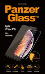 PanzerGlass Edge-to-Edge pro Apple iPhone X/Xs černé (2632)