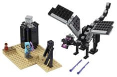 LEGO Minecraft 6251777 Borba na kraju svijeta