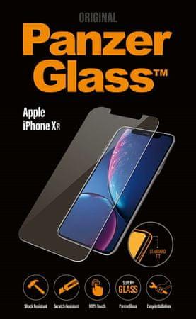 PanzerGlass zaščitno steklo za iPhone XR