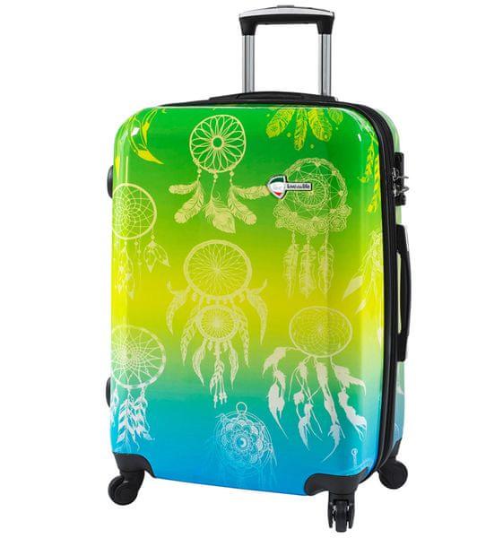Mia Toro Cestovní kufr M1091/3-M