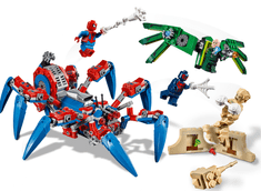 LEGO Super Heroes 76114 Spider-Manov pavúkolez