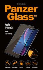 PanzerGlass zaščitno steklo Case Friendly za iPhone XR, črno