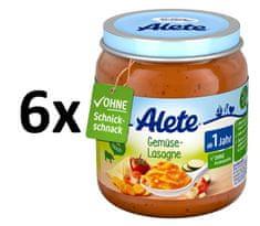 ALETE Těstoviny se šunkou a zeleninou - 250g