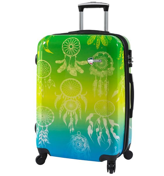 Mia Toro Cestovní kufr M1091/3-L