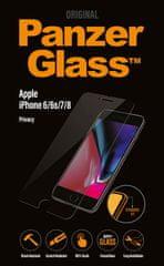 PanzerGlass zaščitno steklo Apple iPhone 7 Privacy