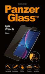 PanzerGlass zaščitno steklo za iPhone XR Privacy