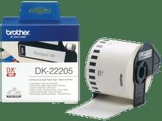 Brother termalne naljepnice Brother DK22205, 62 mm x 30,48 m