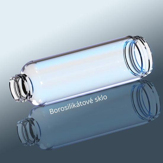 H2VODA skleněná láhev pro generátory vodíkové vody