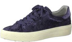 Tamaris Elegáns női sneaker cipő 1-1-23717-38 Blue 496f1aba83