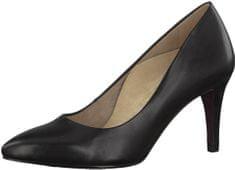 Tamaris Elegáns bíróság cipő 1-1-22411-29-001 Fekete