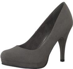 Tamaris Elegáns bíróság cipő 1-1-22407-29-206 Graphite