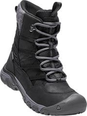 KEEN Női téli cipő Hood oo III Lace Black  Magnet f155d5a8a6