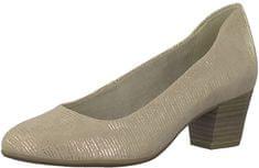 Tamaris Bíróság cipő 1-1-22302-20-467 Beige Struct.