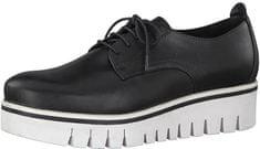 Tamaris Damskie buty 1-1-23710-30-003 Black skórzane
