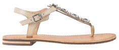 Geox Damskie sandały Sozy A Cream D822CA-000GA-C5002