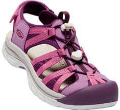 KEEN Damskie sandały Kobiety Waterfront Venice H2 II Grape Kiss / Czerwony Violet
