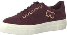 Tamaris Női sneaker cipő 1-1-23715-21-537 Merlot