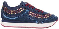 Desigual Női cipő Gala xy Egzotikus Denim 18WSKD01 5053