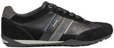 Geox Férfi sportcipőWells C Black/Dk Jeans U52T5C-022ME-C9B4N