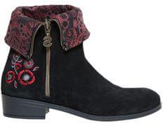 Desigual Női cipők Neoboho Foulard Negro 18WSAL12 2000 Cipők