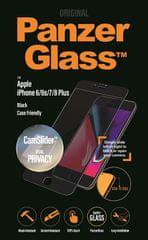 PanzerGlass zaščitno steklo za iPhone 6/7/8 Plus CF Camslider Privacy