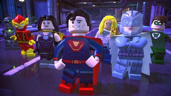 Warner Bros igra LEGO DC Super-Villains (Switch)