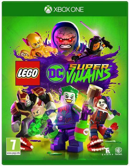 Warner Bros igra LEGO DC Super-Villains (Xbox One)