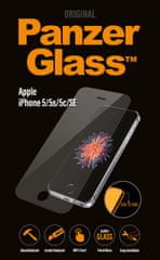 PanzerGlass Edge-to-Edge Privacy pro Apple iPhone 5/5s/SE čiré (PR1010)