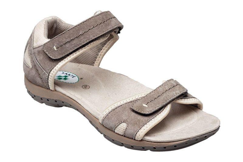 eb4c97cfd17 SANTÉ Zdravotní obuv dámská MDA 157-36 Macaron (Velikost vel. 39)