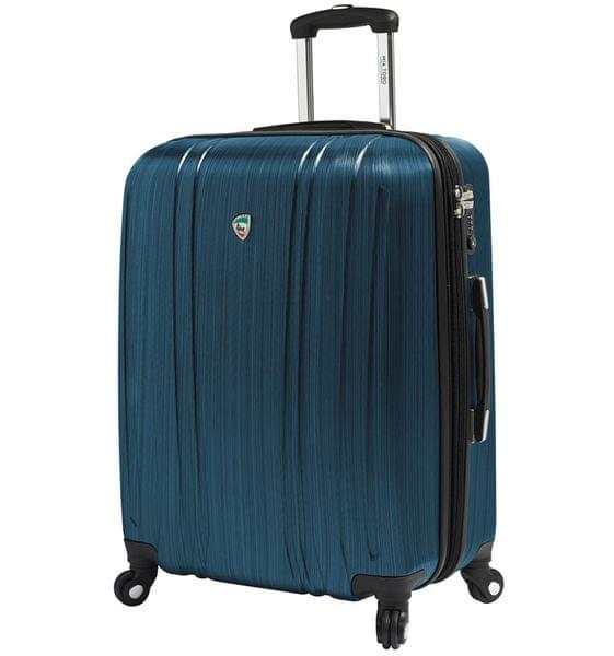 Mia Toro Cestovní kufr M1093/3-M modrá