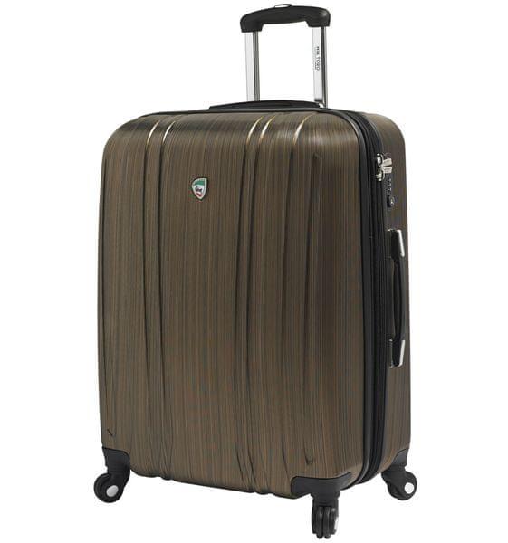 Mia Toro Cestovní kufr M1093/3-M zlatá