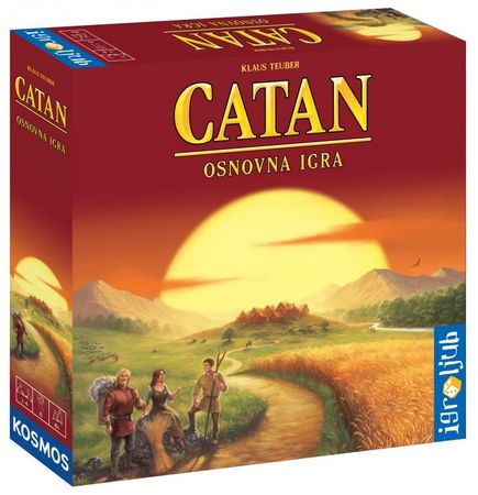 Družabna igra Catan