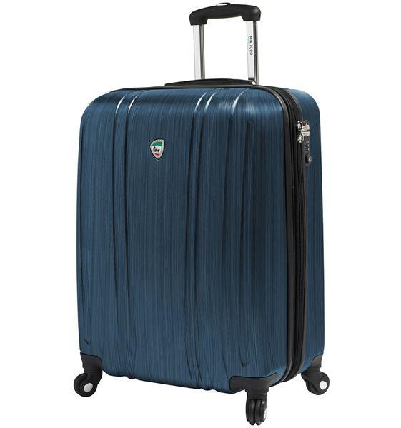 Mia Toro Cestovní kufr M1093/3-S modrá