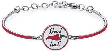 Brosway Oceľový náramok Good Luck Chakra BHK247