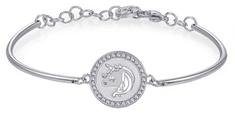 Brosway Acél karkötő az Unicorn Chakra BHK249-vel