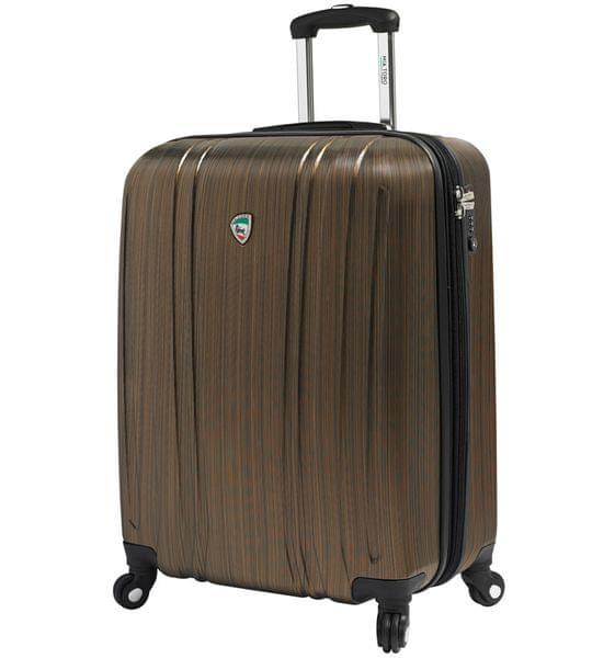 Mia Toro Cestovní kufr M1093/3-S zlatá