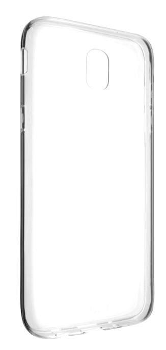 Fixed Ultratenké TPU gelové pouzdro Skin pro Samsung Galaxy J5 (2017), 0,6 mm, čiré FIXTCS-170