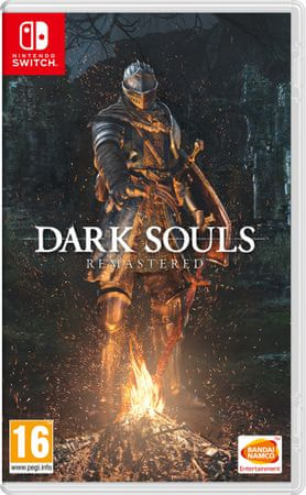 Nintendo igra Dark Souls: Remastered (Switch)