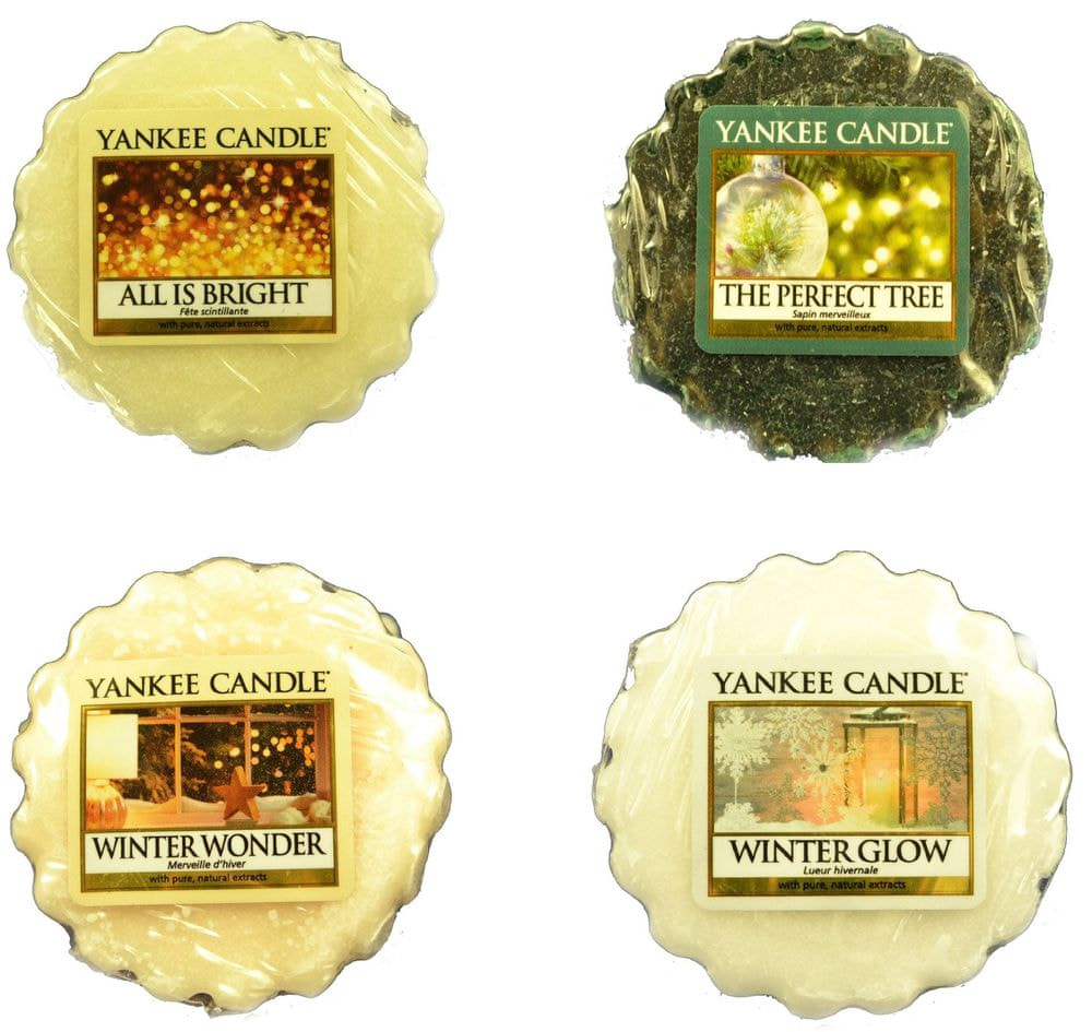 Yankee Candle ALL IS BRIGHT Vosk do aroma lampy 22 g