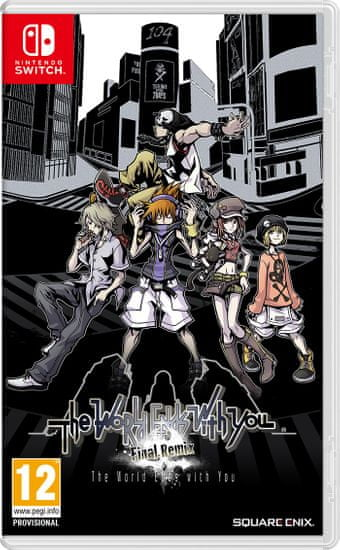 Nintendo igra The World Ends with You: Final Remix (Switch)