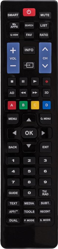 iNEOS dálkový ovladač Smart TV