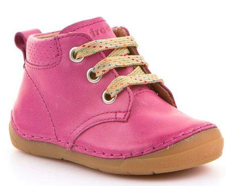 d435ba2cf0e Froddo dívčí kotníčkové boty 19 růžová