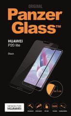 PanzerGlass zaščitno steklo za Huawei P20 Lite, črno