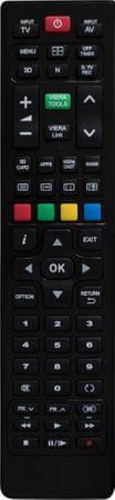 iNEOS dálkové ovládání Panasonic Smart TV