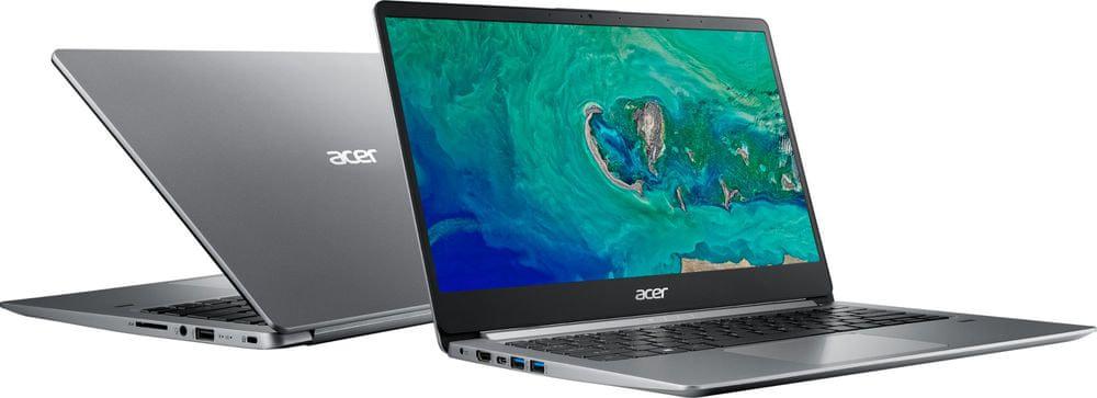 Acer Swift 1 celokovový (NX.GXHEC.002) + Office 365 pro jednotlivce 1 rok