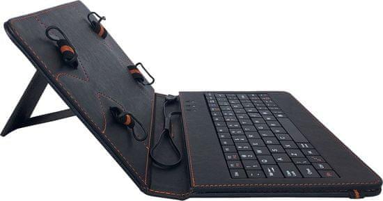 Yenkee YBK 0710BK Pouzdro s klávesnicí 45011970